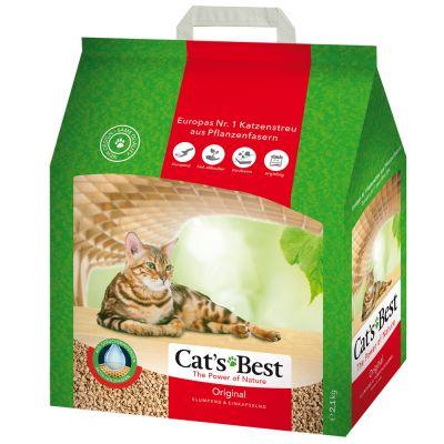 Lettiera Cat's Best Original