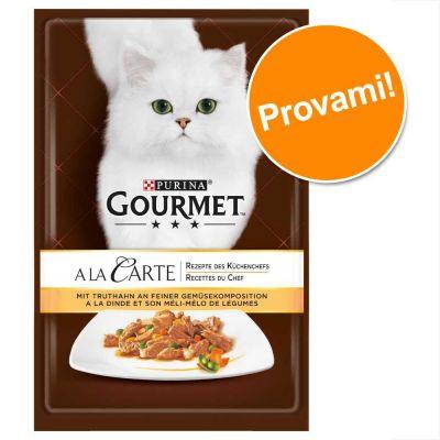 Set prova! Gourmet A La Carte 4 x 85 g
