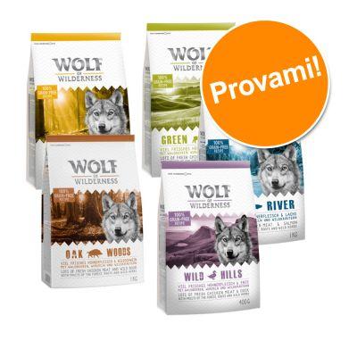 Set prova misto! Wolf of Wilderness Adult