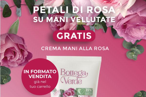 Petali di Rosa sulle tue mani