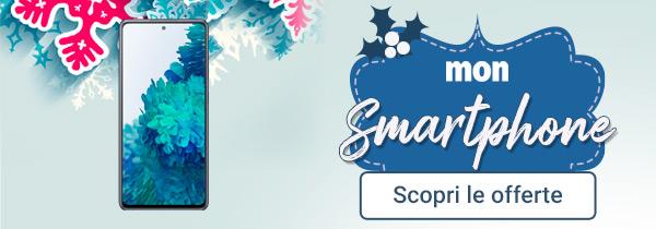 christmas smartphone