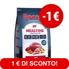 Offerta prova! 1 kg Rocco Mealtime