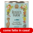 Rosie's Farm Adult 6 x 800 g