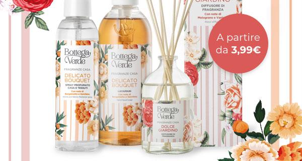 Nuove fragranze per la casa a partire da 3,99€