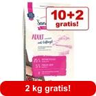 10 kg + 2 kg gratis! 12 kg Sanabelle
