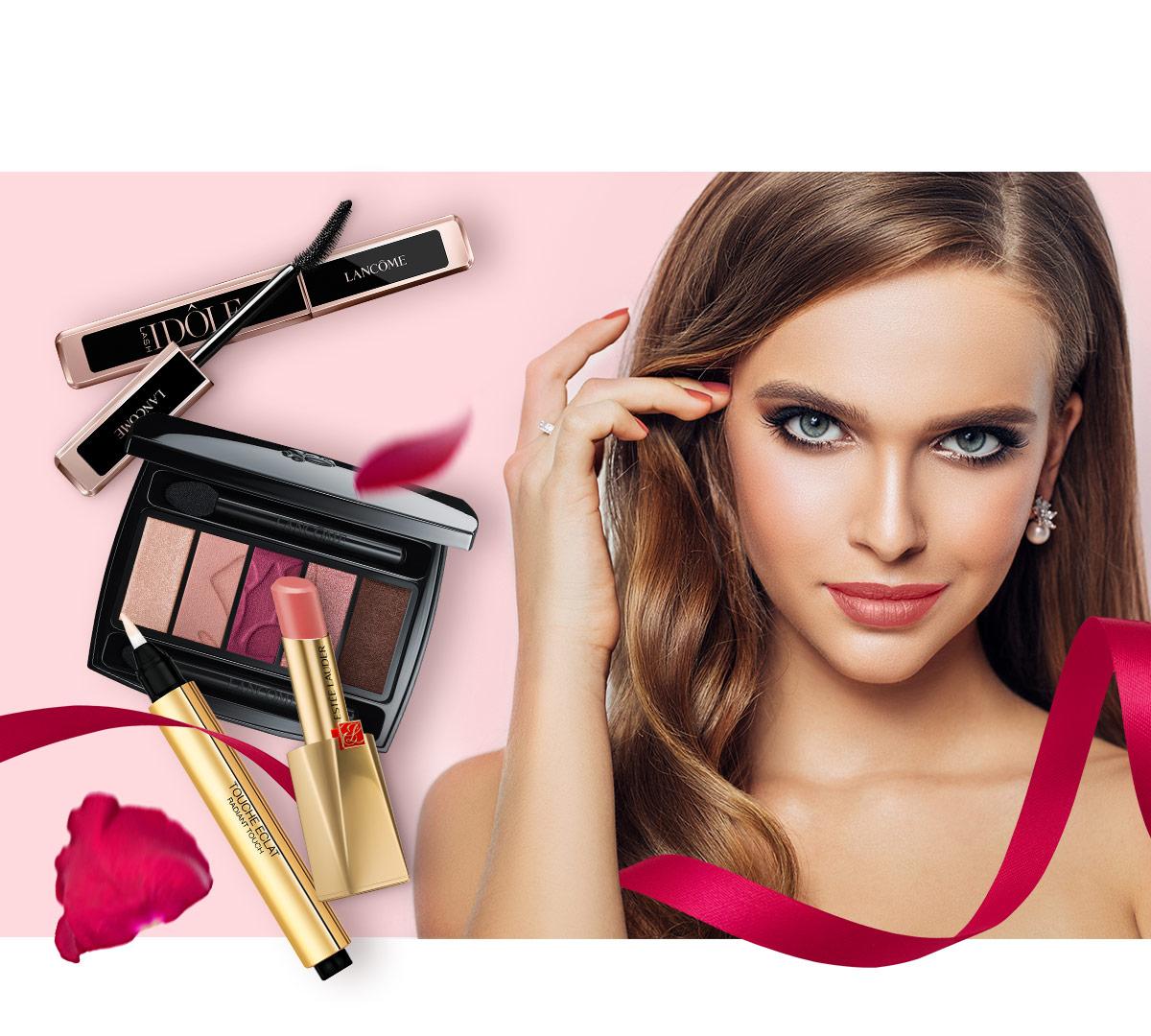 Ispirazione per il makeup di San Valentino