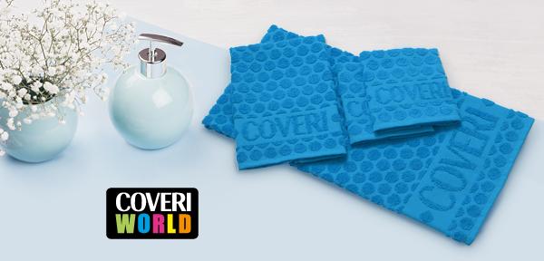 Set asciugamani Coveri