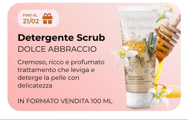 Detergente Dolce Abbraccio GRATIS