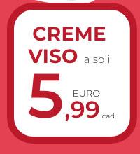 Crema viso a soli 5,99€