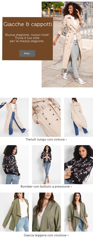 Giacche & cappotti >