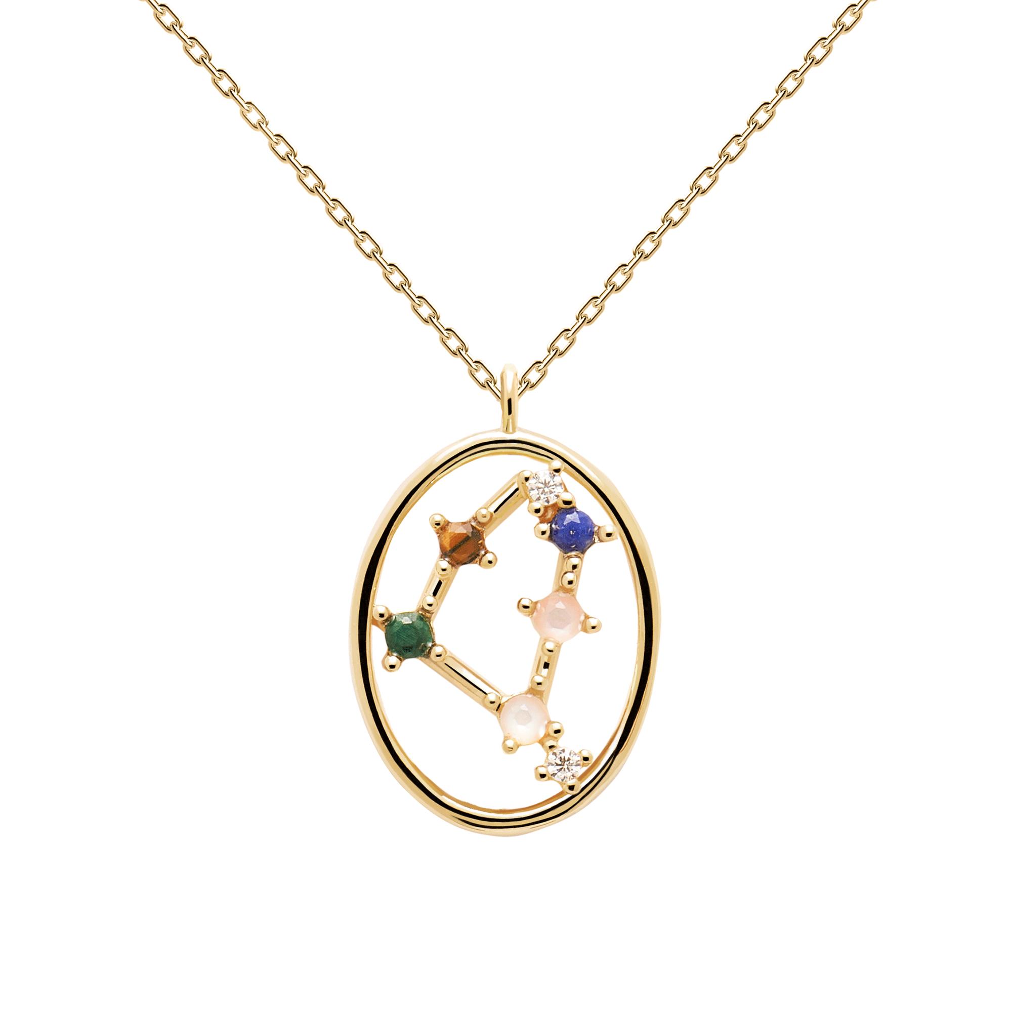 Zodiac Constellations Necklaces