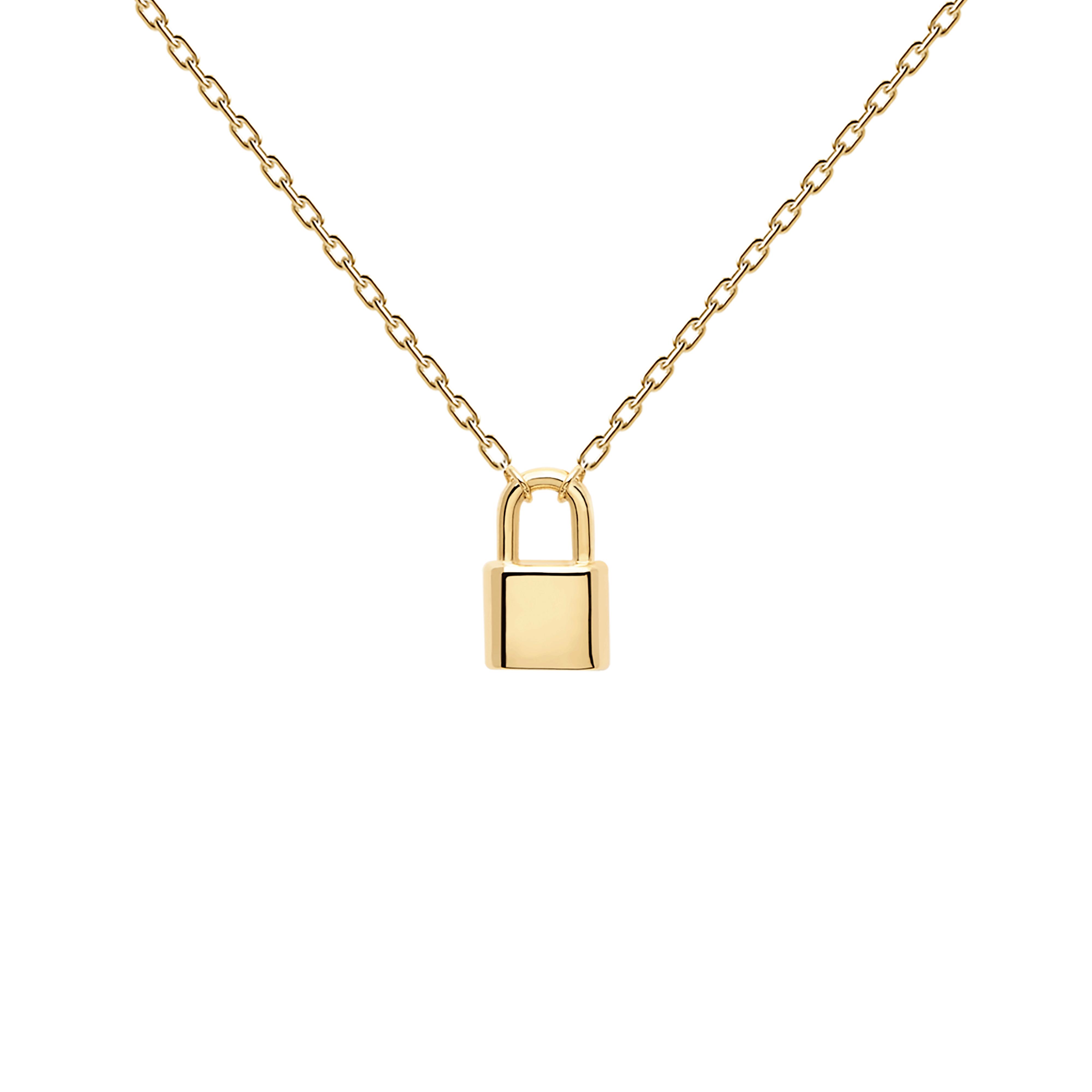 Bond Gold Necklace