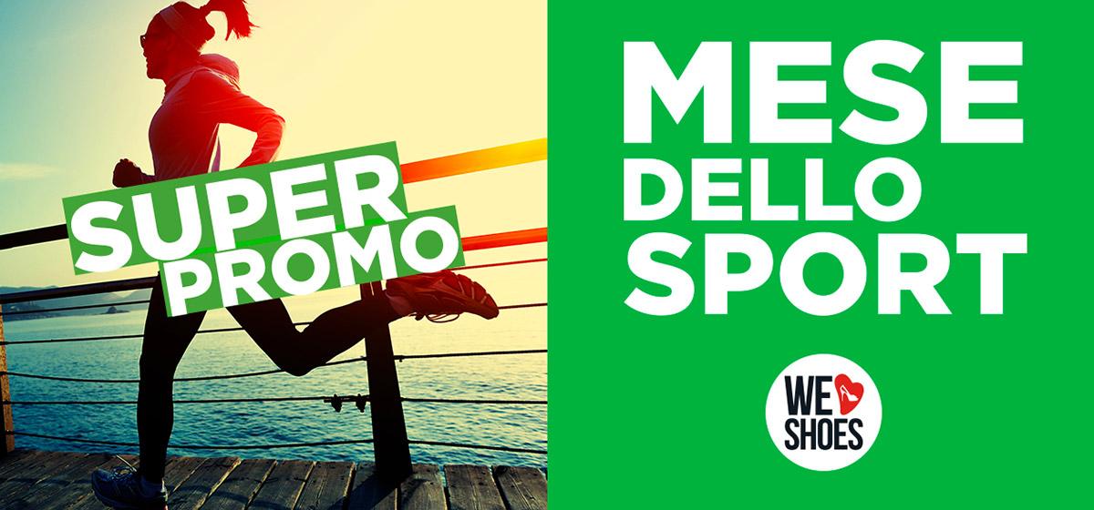 MESE DELLO SPORT: SUPER PROMO!