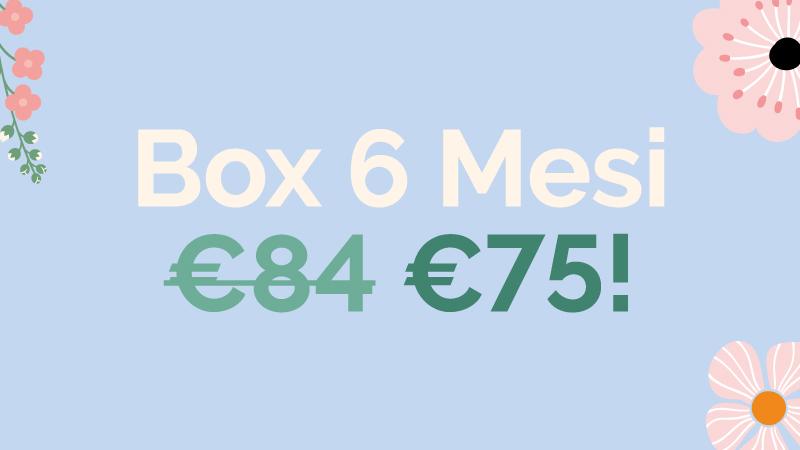 6 mesi a 75€