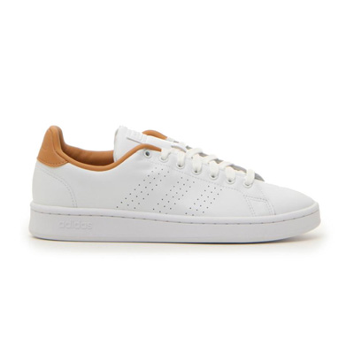 SNEAKERS ADIDAS V8509 BIANCHE