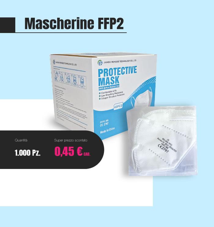 Offerta Mascherine FFP2