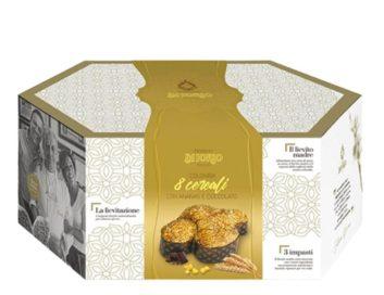 Miglior Colomba Pasquale Artigianale 2021 agli 8 cereali Di Iorio 1kg