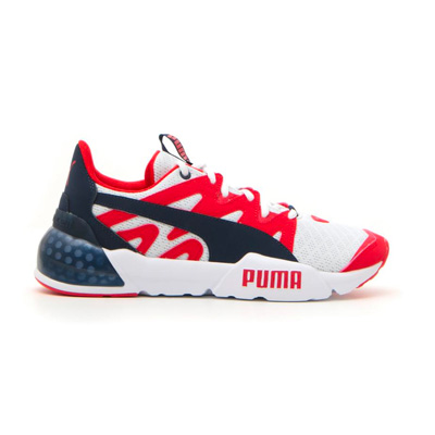 SNEAKERS FITNESS PUMA CELL PHAROS ROSSE/BLU