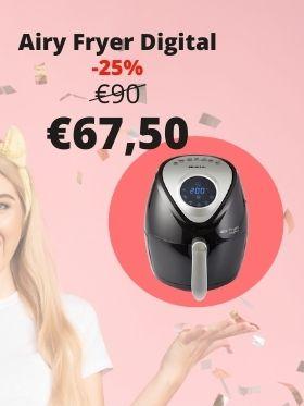 Friggitrice ad aria Airy Fryer Digital €67,50