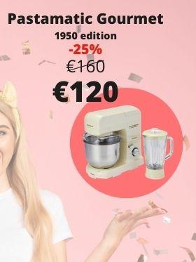 Impastatrice Vintage €120