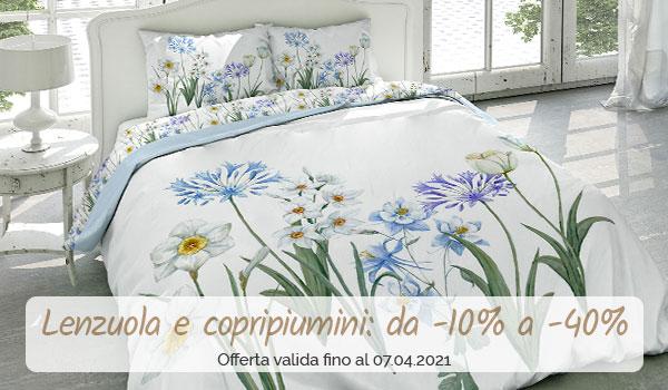 Euronova Lenzuola Copripiumini E Federe Da 10 A 40 Jekoo