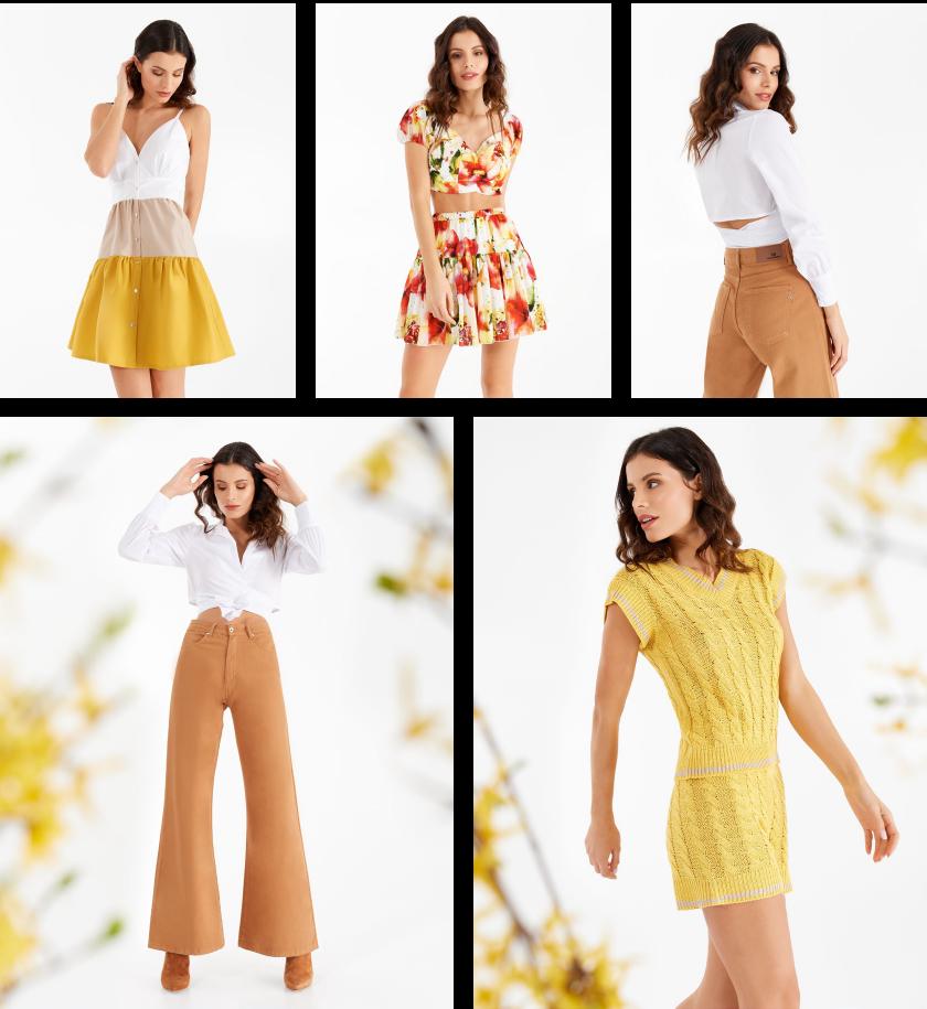 #2 Yellow Hues