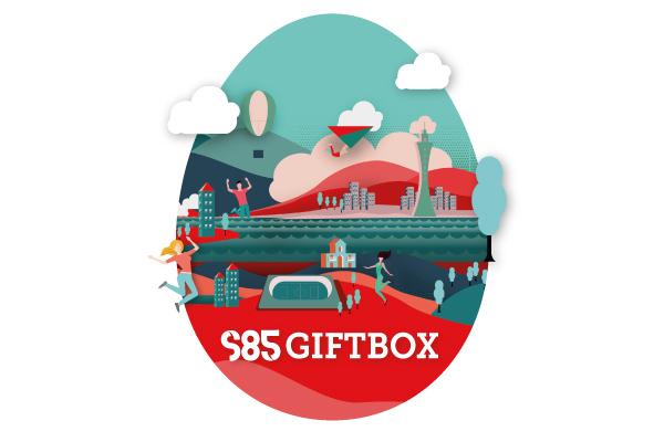 Giftbox | Sport85