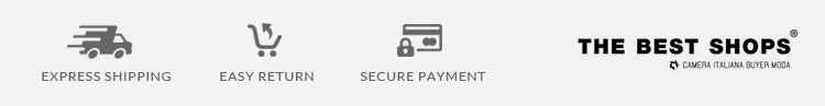 Express Shipping - Easy Return - Secure payment