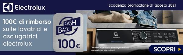 electrolux cashback 100€
