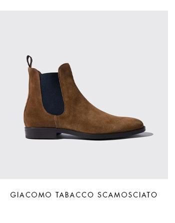 Giacomo Tabacco Scamosciato