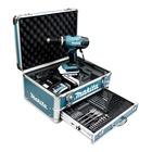 HP457DWEX4 LI Trapano Percussione a Batteria con + Valigia + 70 accessori compresi