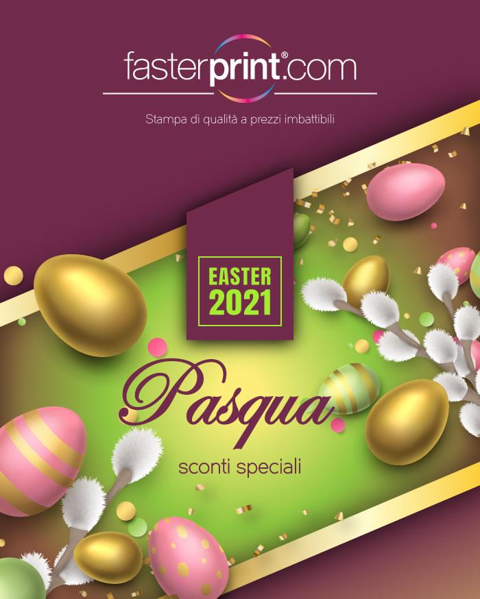 FasterPrint Buona Pasqua!