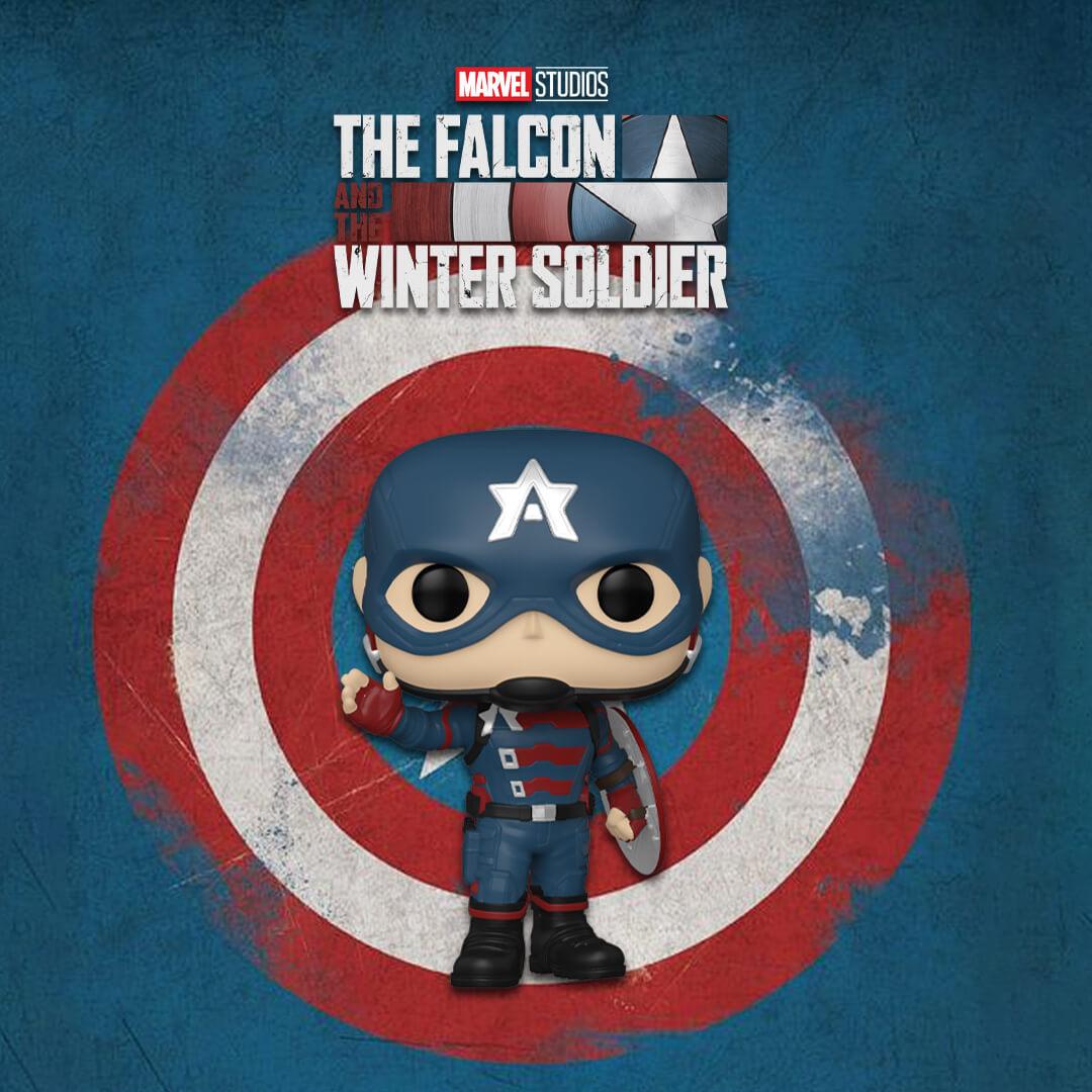 Captain America è su PIAB!