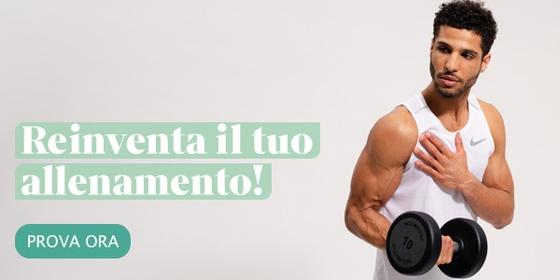 Reinventa il tuo allenamento!