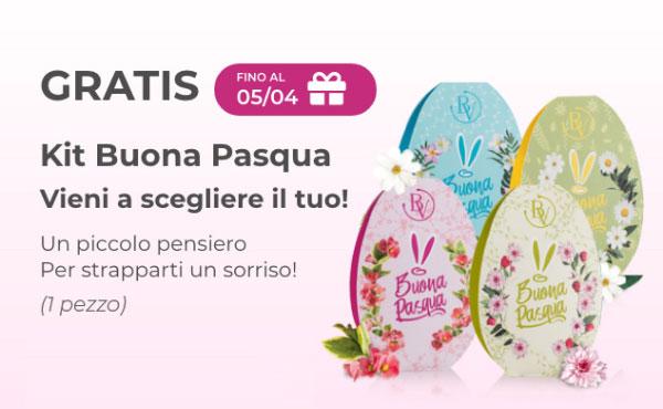 Ovetto di Pasqua GRATIS fino al 5 Aprile!
