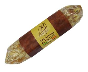 Salamino al tartufo Bazza 280gr