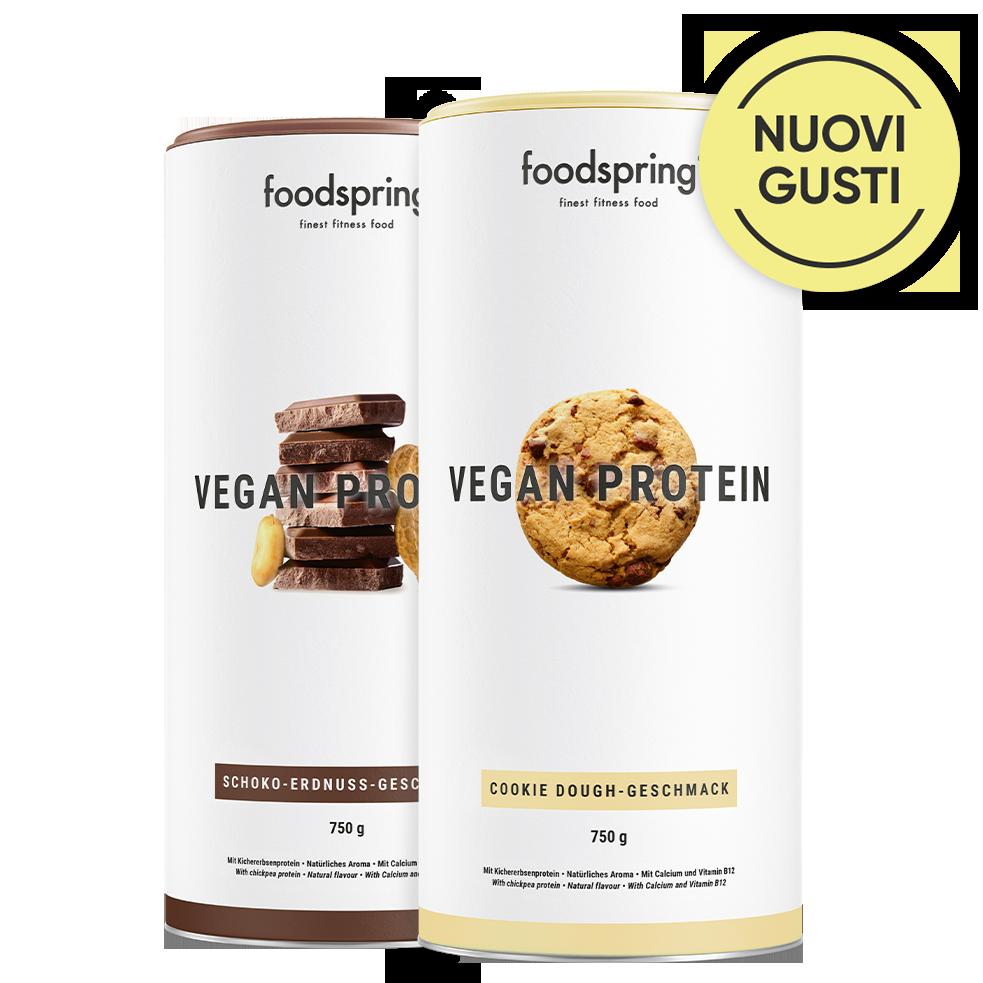 Proteine Vegane