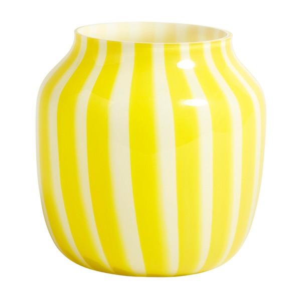 Vaso Juice, largo, giallo