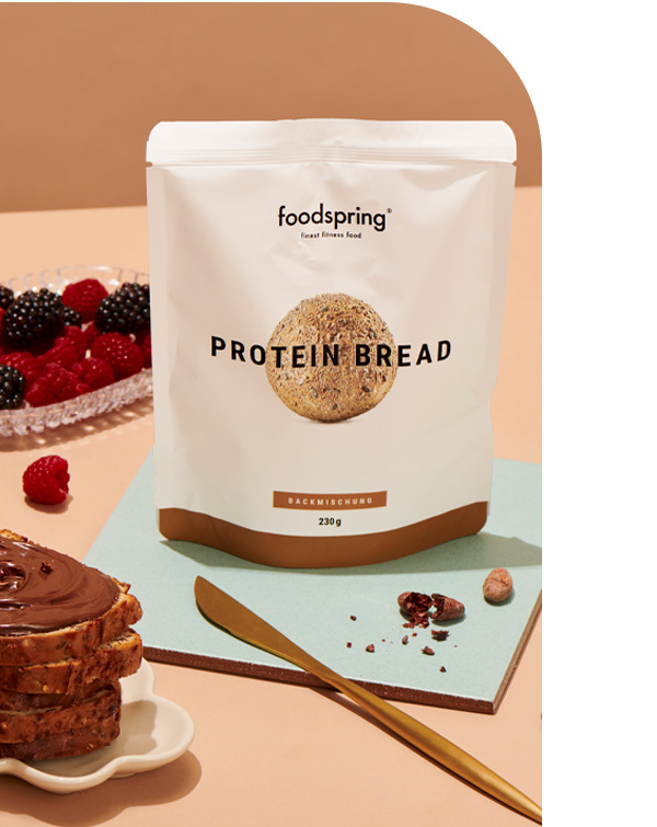 Pane proteico