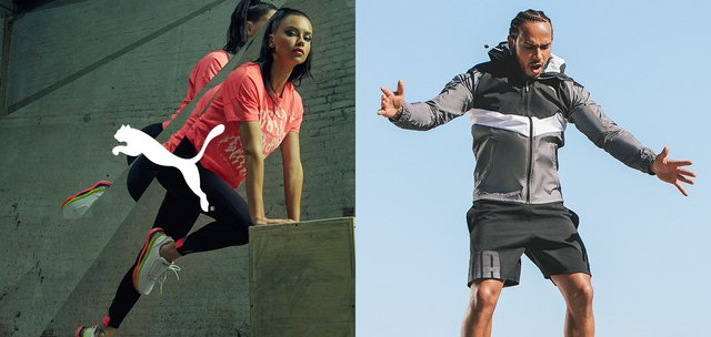 Puma Performance - Women & Men