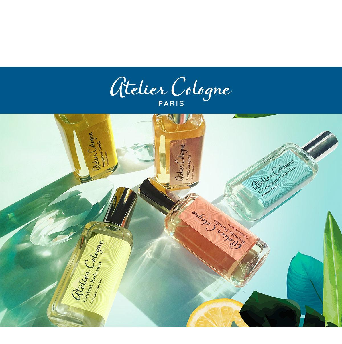 Regali di lusso da Atelier Cologne