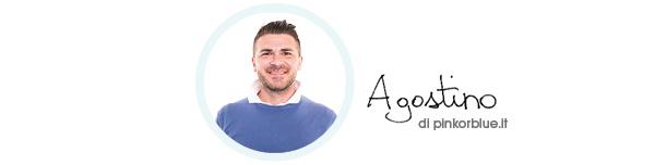 Agostino di pinkorblue.it