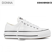 Converse - CHUCK TAYLOR ALL STAR LIFT OX undefined