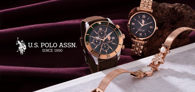 U.S. Polo Assn. - Jewellery & Watches