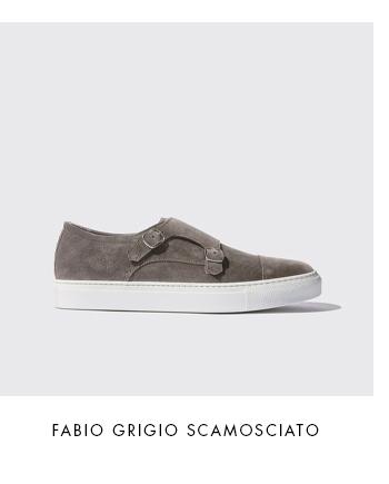 Fabio Grigio Scamosciato