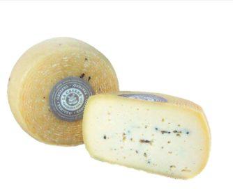 Formaggio Caciotta al tartufo La Casara Roncolato 300gr