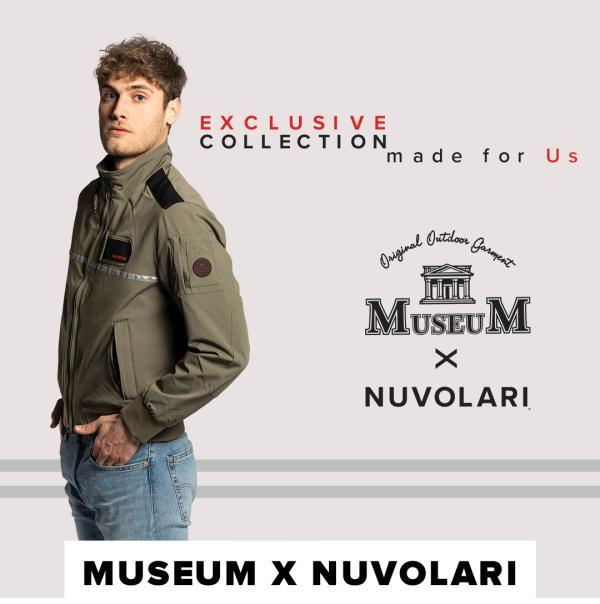Museum x NVLR SS 2021