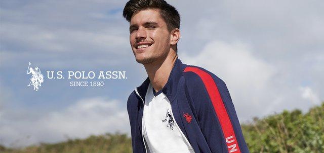 U.S. Polo Assn. - Men - Clothing
