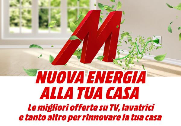Nuova energia alla tua casa