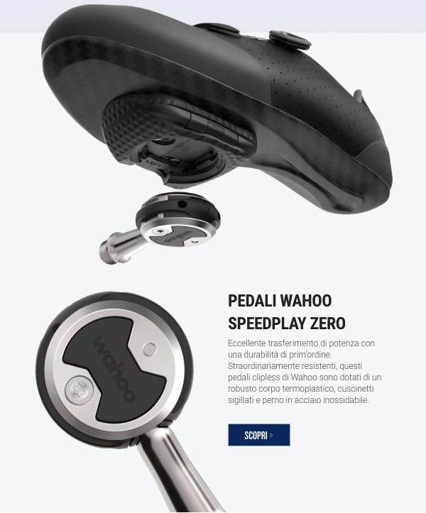 Wahoo Speedplay Zero Pedals